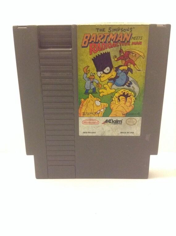 Vintage Nintendo Game 24