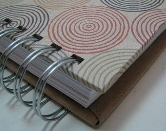 Recipe Log/ Recipe Organizer/ Recipe Book/ Recipes/ Recipe Journal/ Recipe Notebook/ Cooking/ Foodie Gift/ Bridal Shower Gift/ Spiral