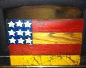 Fort Knox floor flag limited addition