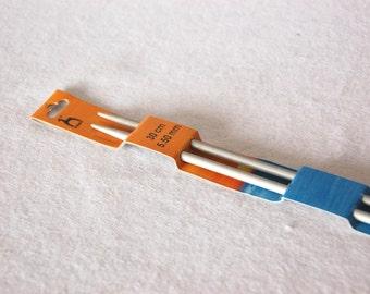 PONY knitting needles - 5,5mm