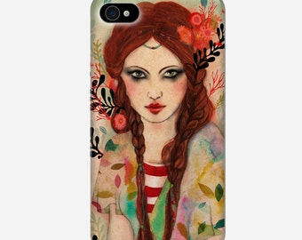 Smartphone case - iPhone or Samsung Galaxy case - The Floating World