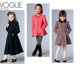 Girls winter coat | Etsy