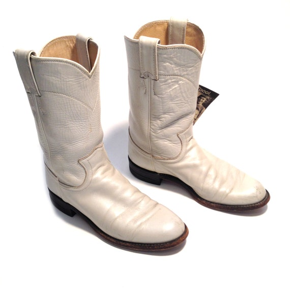 Original  Leather Shearling High Boots Fashion Heels Woman Shoes Womens White