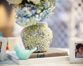 Bling Wedding Vase