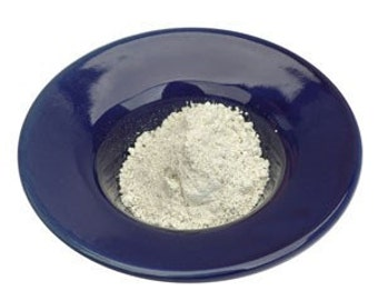 Diatomaceous Earth powder dried mineral by the ounce - bulk herb for beauty bath products  oz lb pure coyoterainbow - food grade