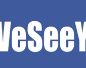 LEO #WeSeeYou V-Neck Tee Shirt