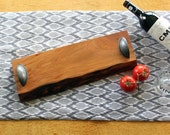 Natural Edge Cherry Serving Tray