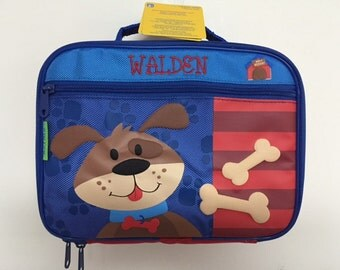 Personalized Stephen Joseph Dog Lunchbox