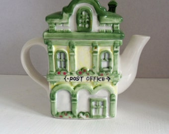 Post Office Teapot