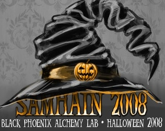 Samhain 2008: Black Phoenix Alchemy Lab Perfume Oil 5ml