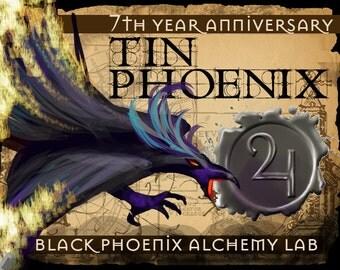 Tin Phoenix 2009 - 5ml - Black Phoenix Alchemy Lab