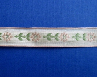 Woven Ribbon From Vintage Stock