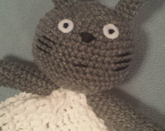 Totoro Lovey - My Neighbor Totoro  For the little Geek in your life