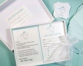 Magical Tooth Fairy Letter and Record Kit for Parents