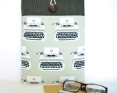 "12"" MacBook Case 13.3"" MacBook Air Laptop Case Computer Sleeve - Typewriter"