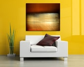 contemporary modern terracotta abstract expression  large canvas art abstract texture landscape photo giclee landscape surreal minimalist
