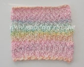 Mini Rainbow Blanket (Pastel) Photography Prop