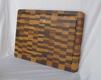 Sale! Cutting Board End-grain Large Size