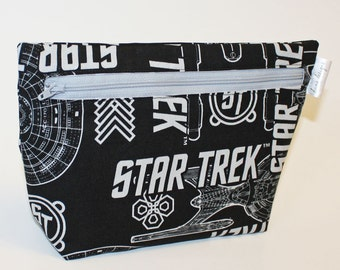 For the Love of Star Trek- Accessory Make up Bag