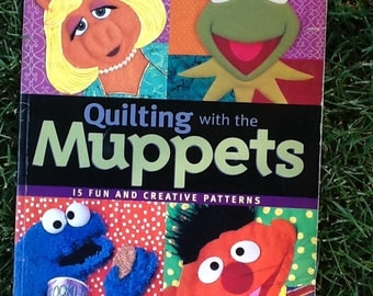 Quilting with the Muppets Quilt Book