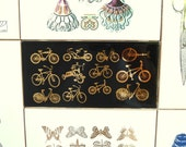 Bicycle Ceramic Decals, Glass Decals or Enamel Decals