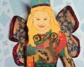 Mermaid Fairy Bookmark - Looking Glass