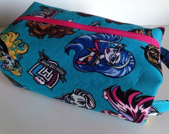 Kids Toiletry Bag, Kid Toiletry,  Travel  Bag, Makeup Bag