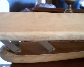 Primitive Little Tabletop Ironing Board