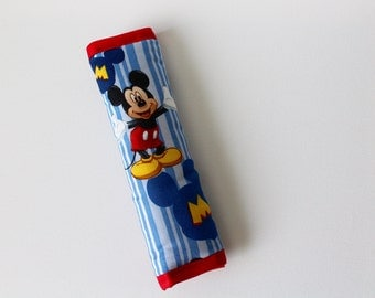 Mickey Seat Belt Strap Cover