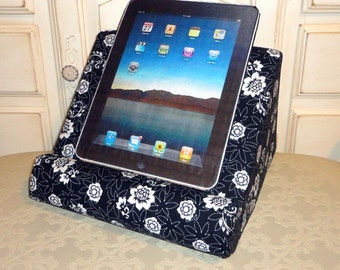 Ipad Or Book Reading Pillow, Padded Soft and Light For Your Lap / Read For Hours In Comfort Hands Free