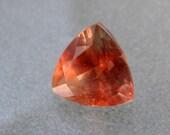 Faceted Oregon Sunstone Red Schiller 25% OFF SALE