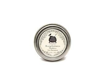 Black Licorice & Vanilla Lip Shimmer - 0.5 oz