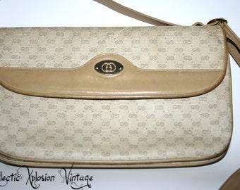 Vintage Gucci Handbag Authentic 80s