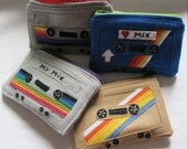 Cassette Tape Coine Purse
