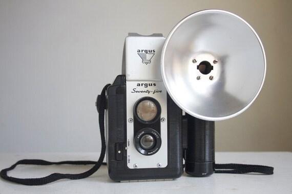 Camera, Working Argus Seventy-Five Camera, TTV