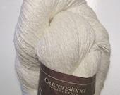 Savanna White 03 Silk Linen 100 Grams 8 Ply Queensland Yarn