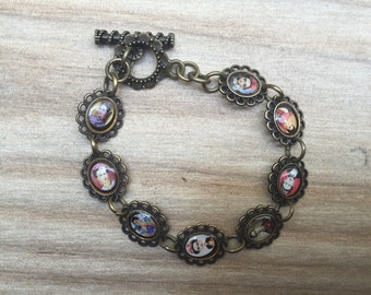 Frida Charm Bracelet