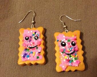Kawaii Pop Pastry Earrings