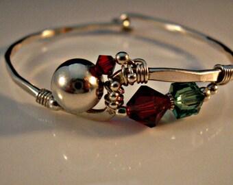 Handmade Sterling Silver Bracelet,silver bracelet,sterling bracelet,sterling silver,modern bracelet,handmade bracelet,handmade sterling