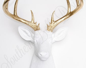 Decorative Deer Head - On Sale