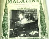 Vintage/Antique The Garden Magazine, January, 1914, Gardeners Information, Advertisements