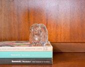 vintage peter johannson bergdala glass troll