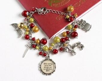 Charm Bracelet (Red Lion House)