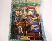 Seasonal Samplers Spring and Summer Debbie Mumm Sewing Quilts, Gifts, Decor