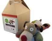 Scrappy Dog Stuffed Animal Kit