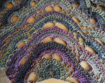 Scalloped Shawl