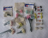 FREE SHIP! Lot of Vintage Millinery Stamens