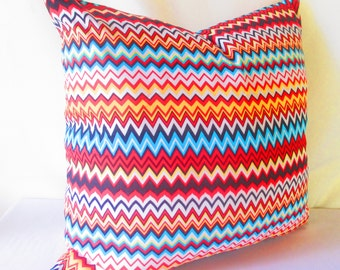 Southwestern Decor, Aztec Pillow Covers, Tribal Cushion covers, Colorful Pillow Covers, Bohemian Decor, Large Pillow