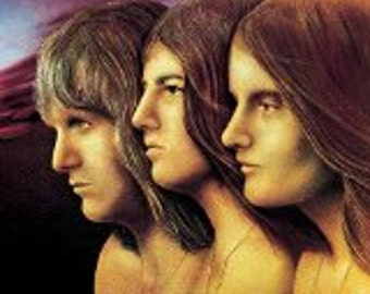 Emerson, Lake and Palmer vinyl - Trilogy - Original Edition - Vinyl Record in Very Good Plus Condition
