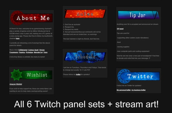 how to start a twitch channel